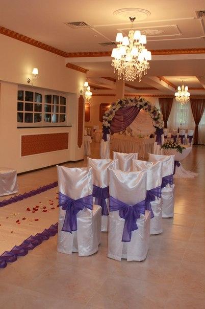 Стоимость банкетного зала на свадьбу